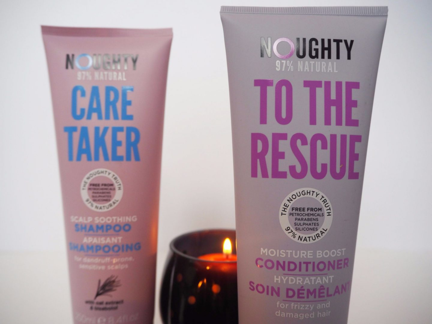 Noughty Shampoo & conditioner