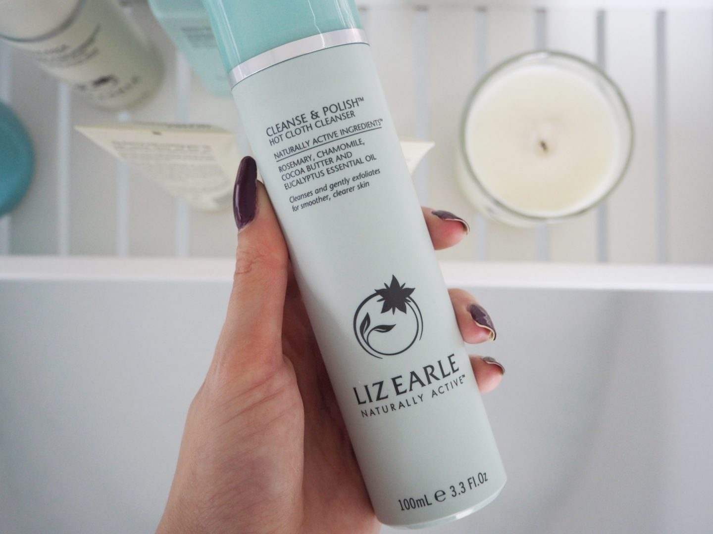 A Liz Earle Review - cleanse & polish