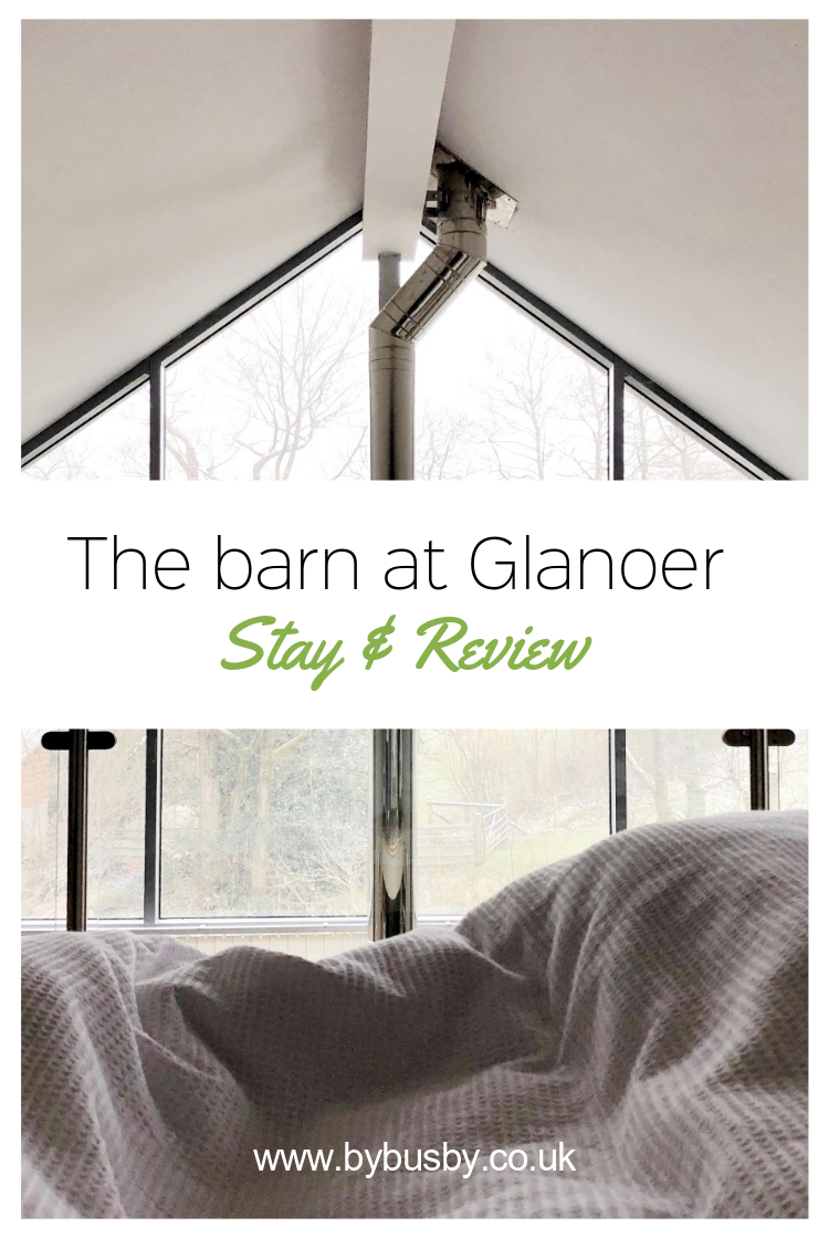 barn at glanoer - pinterest graphic