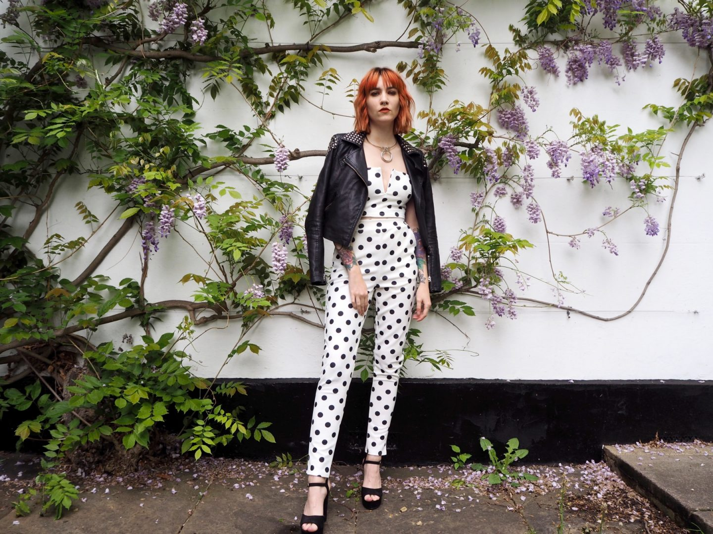 Reinventing Prom with boohoo - co-ord & jacket full outfit