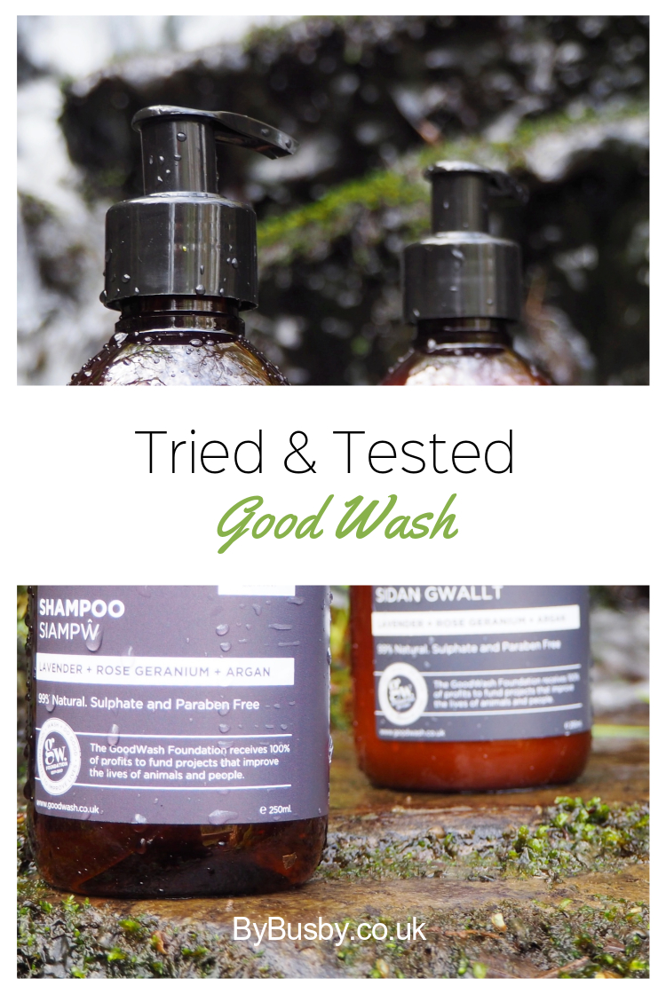 Good wash tried & tested -pinterest graphic