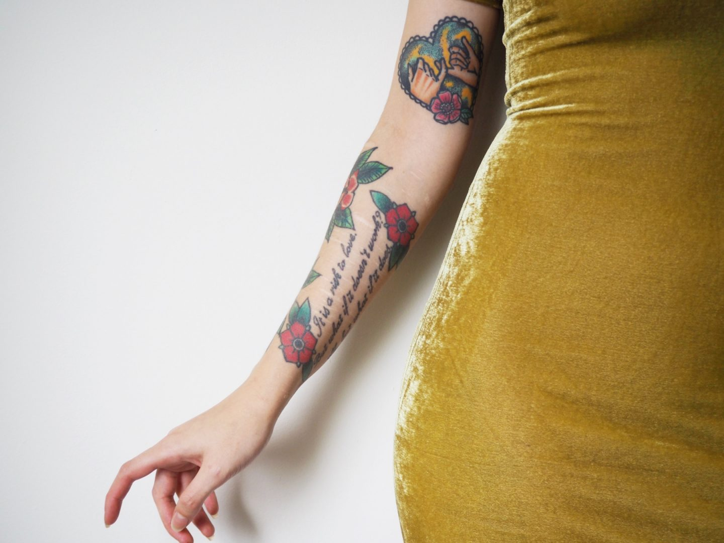 5 Tattoo Tips I've Learnt Along The Way - arm tattoos