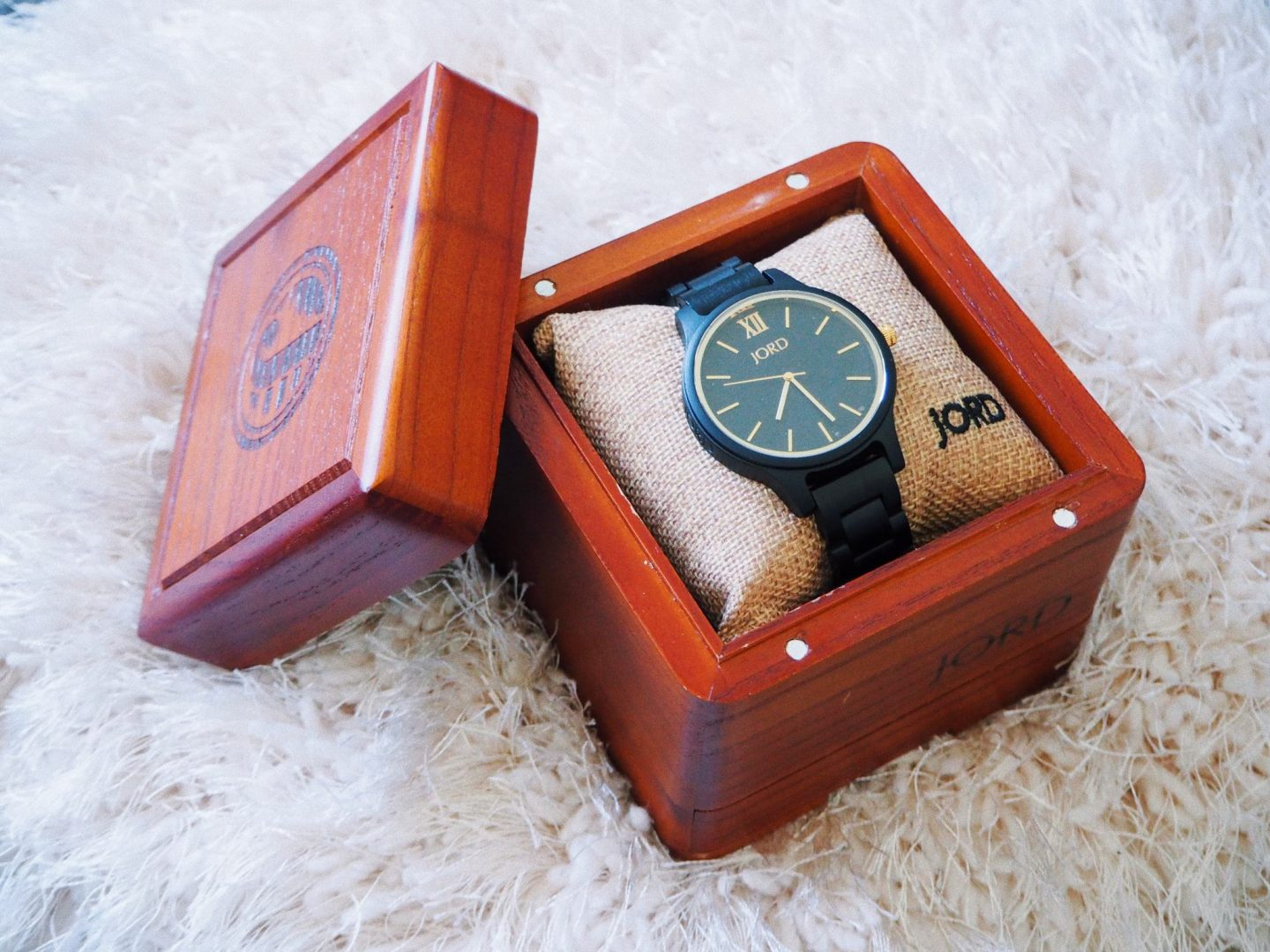 The Wooden Watches To Invest In This Winter || Jord Watches - watch in box