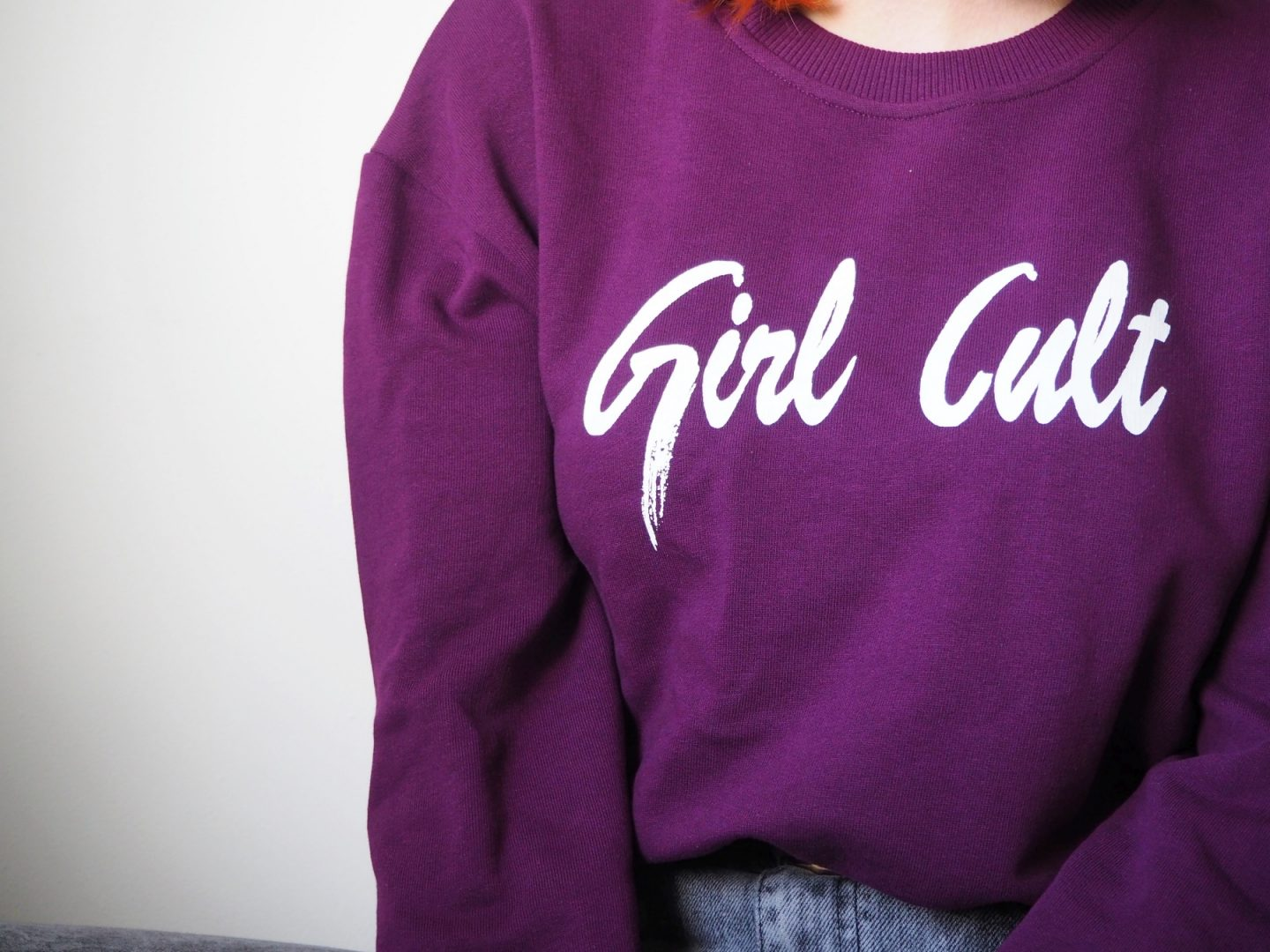 Getting Winter Ready With NA-KD Fashion - girl cult jumper
