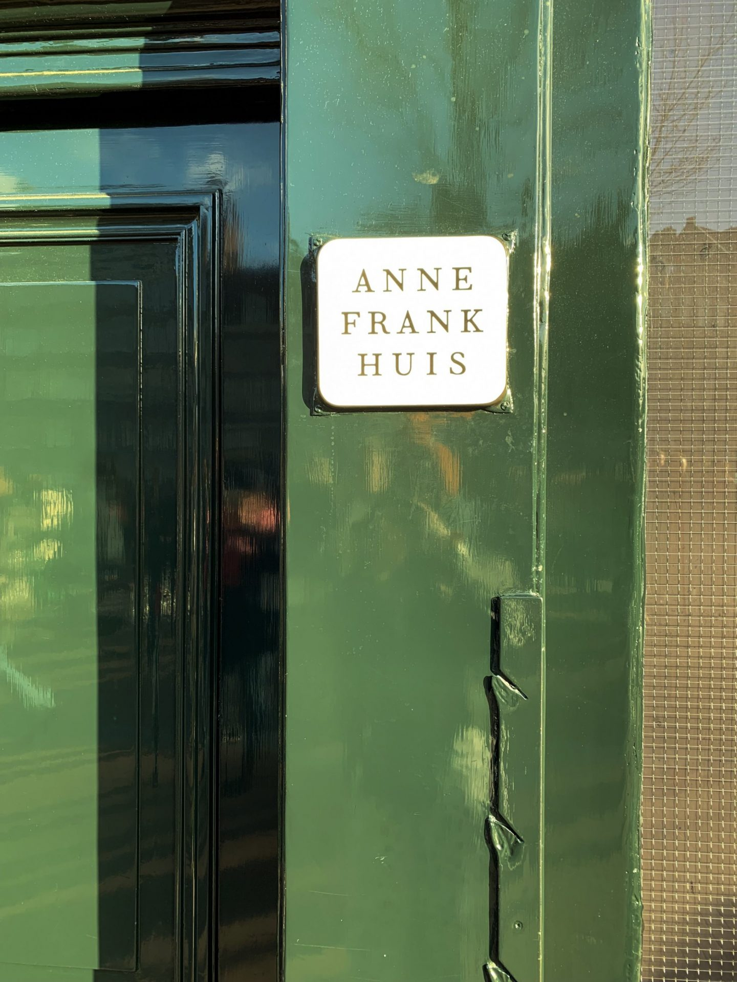 72 Hours In Amsterdam - Anne frank huis