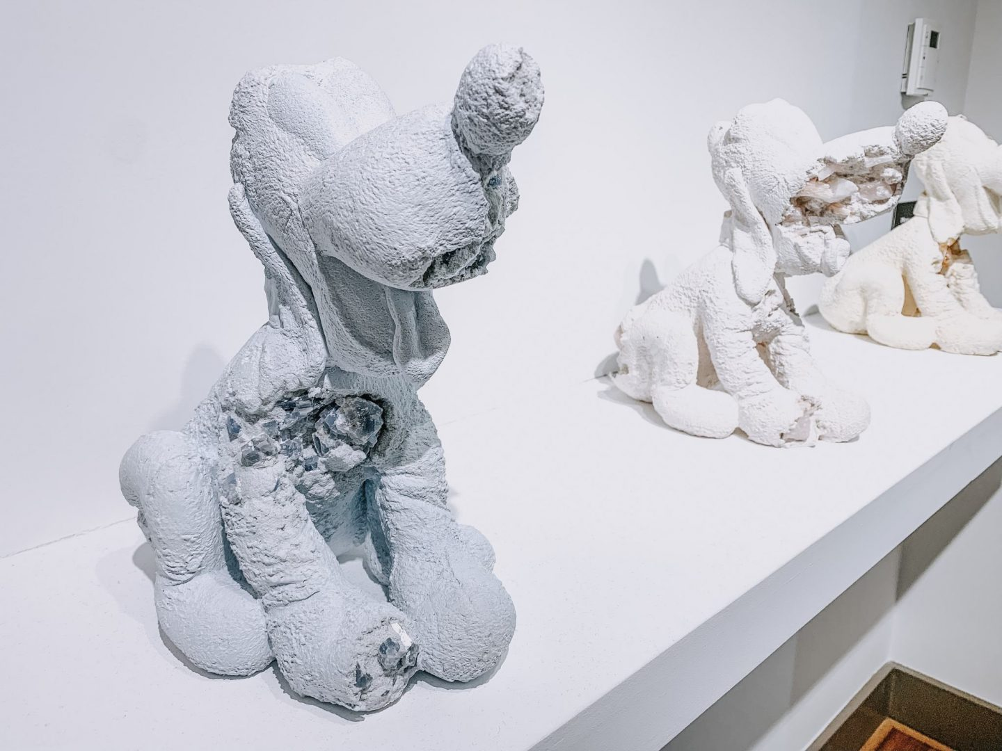 72 Hours In Amsterdam - art exhibition in moco museum