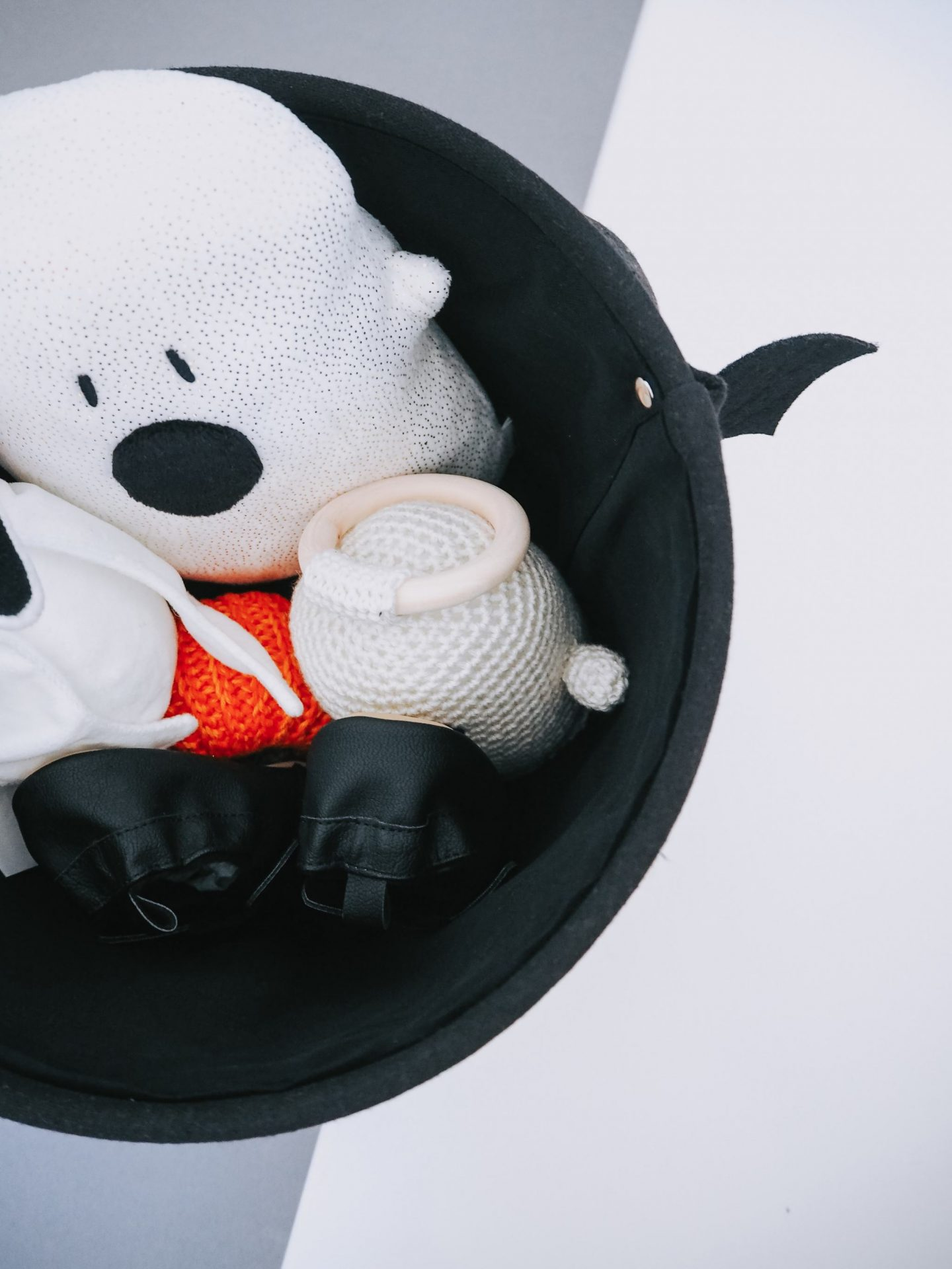halloween haul - toy basket