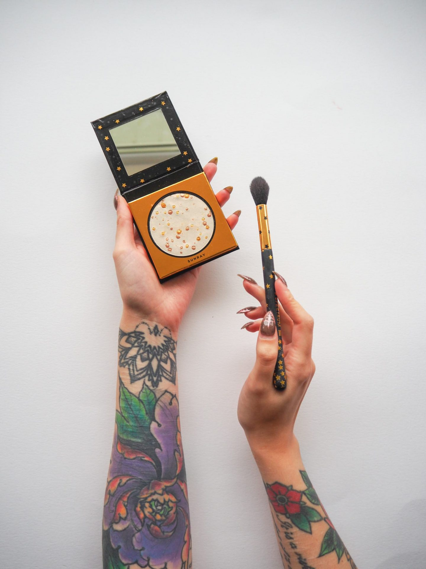 spectrum collections zodiac review - Sunray highlighter